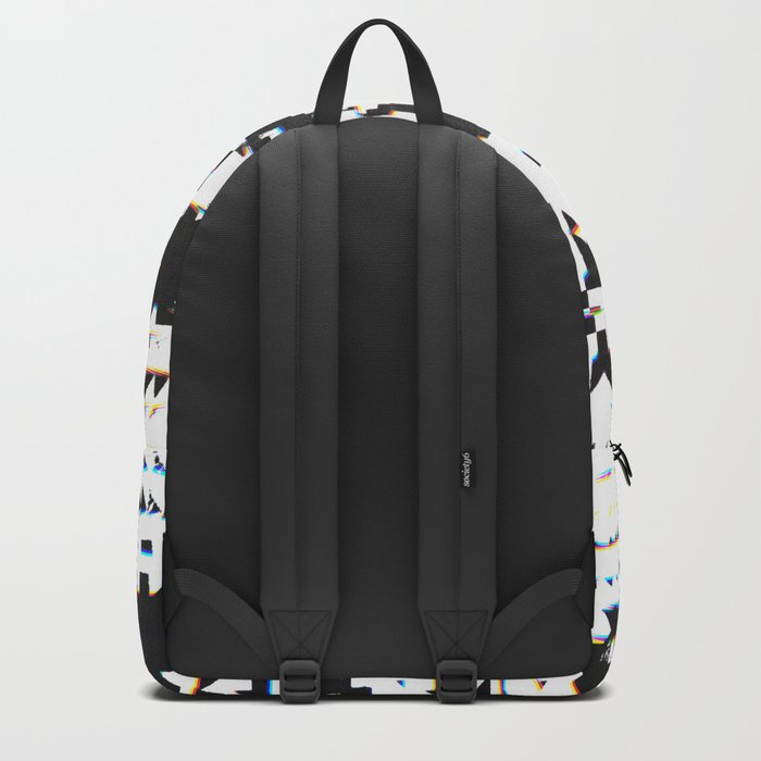 Twisted Quilt Backpack