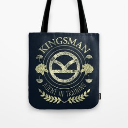 Agent In Training (Yellow) Tote Bag