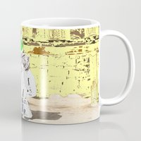 photographer Mugs featuring Photographer by lookiz