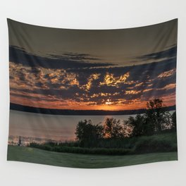Morning Colors Wall Tapestry