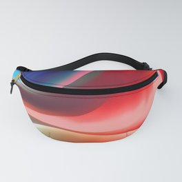 Sunset Series: Abstract 16 Fanny Pack