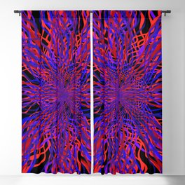 radial layers 23 Blackout Curtain