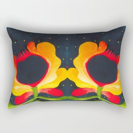 Night blossom Rectangular Pillow