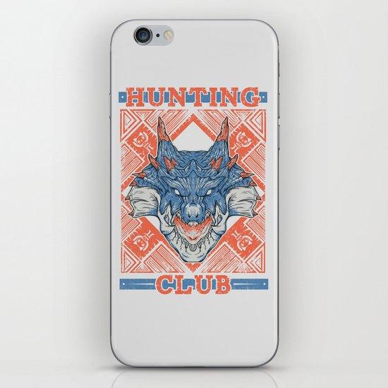 Hunting Club: Lagiacrus iPhone & iPod Skin