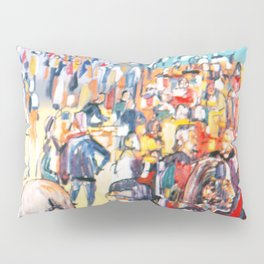CONFERENCE          by Kay Lipton Pillow Sham
