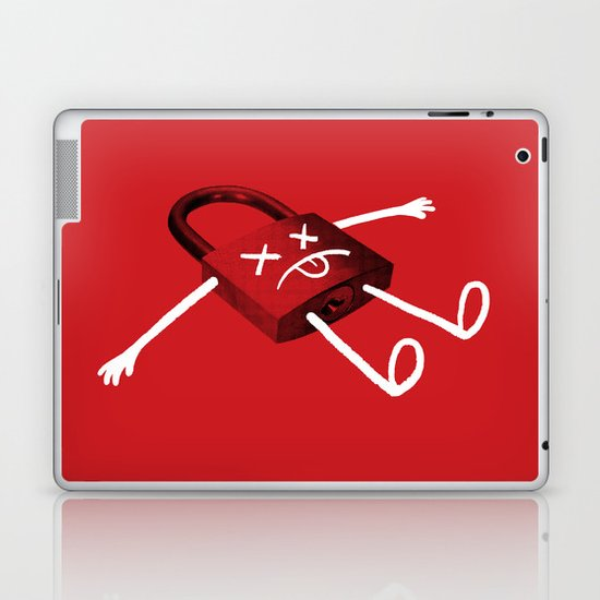 The Deadlock Laptop & iPad Skin