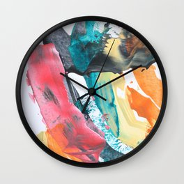 Color mn Wall Clock