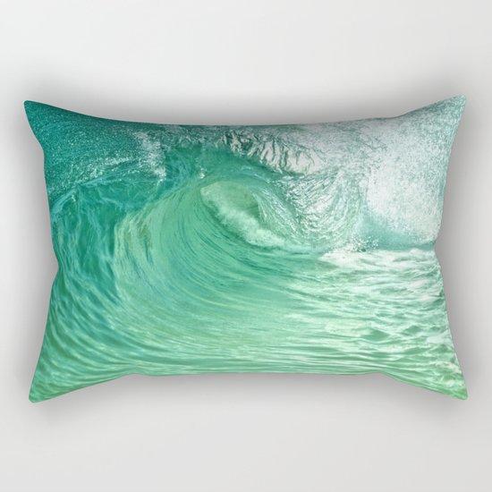 Within the eye... Rectangular Pillow
