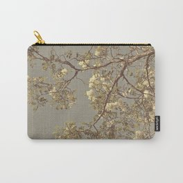 Under the Honey Locust Tree Carry-All Pouch