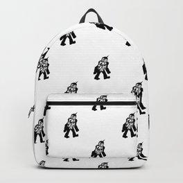 gnar pattern Backpack