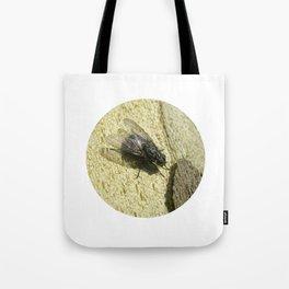 housefly macro II Tote Bag