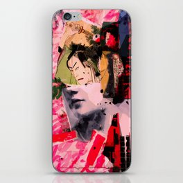 and then Odysseus lands in Japan iPhone Skin
