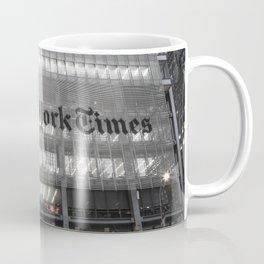 The New York Times Coffee Mug