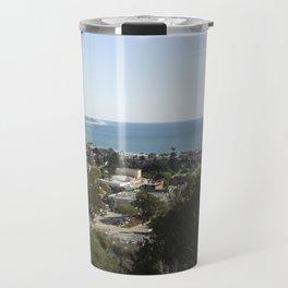 Coastal Town Travel Mug
