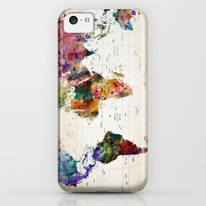 map Slim Case iPhone 5c
