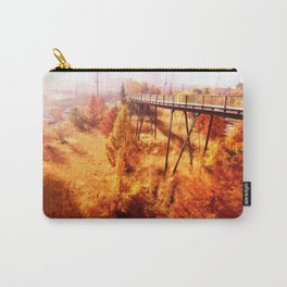 Philly Foliage Carry-All Pouch