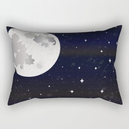 GIVE ME SOME SPACE Rectangular Pillow