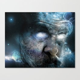 Zues Canvas Print