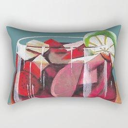 Fruit cocktail Rectangular Pillow
