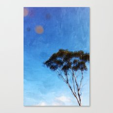 I Want to  Be a Tree Canvas Print