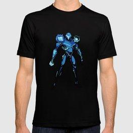 Dark Samus Simplified T-shirt
