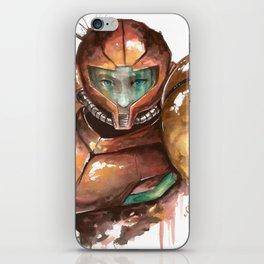Samus iPhone Skin