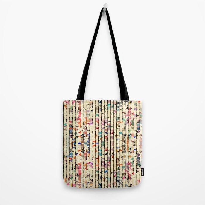 Pattern S/S Tote Bag