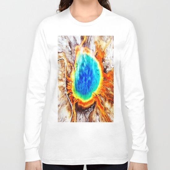Earth's Eye Long Sleeve T-shirt
