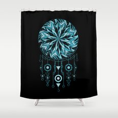 Shape of Dreams Shower Curtain