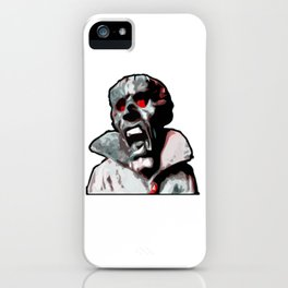 Monster Head - Frankys iPhone Case