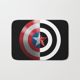 captain - Bucky Winter Soldier Bath Mat