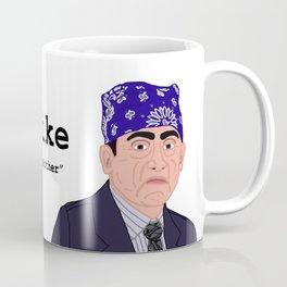 Prison Mike, The Office Coffee Mug