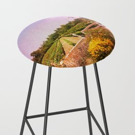 Santa Barbara Vineyard Farm Bar Stool