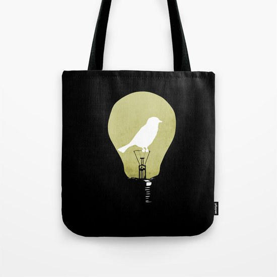 ideas take flight Tote Bag