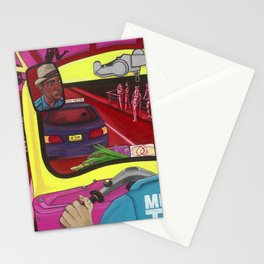 Tuk Tuk Bang Cock Stationery Cards