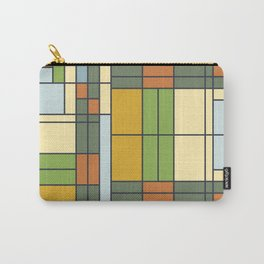 Frank lloyd wright pattern S01 Carry-All Pouch