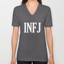 INFJ Unisex V-Neck