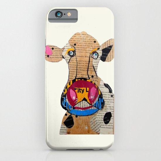 cow frazer iPhone & iPod Case