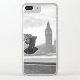 London - United Kingdom Clear iPhone Case