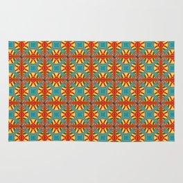 Thistle Pattern Rug