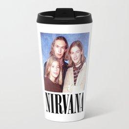 Nirvana Hanson Travel Mug