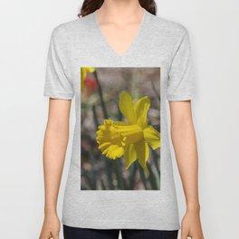 Daffodil 1 Unisex V-Neck