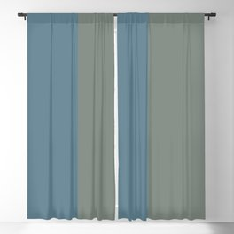 Parable to Behr Blueprint Color of the Year and Accent Colors Vertical Stripes 10 Blackout Curtain