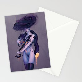 Leeches Stationery Cards