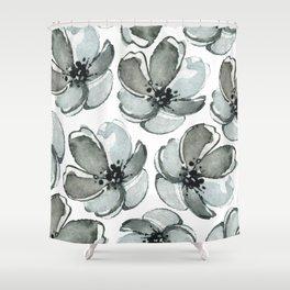 Modern Marimekko Shower Curtain