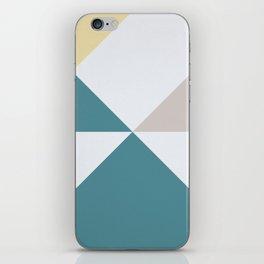 geometric 13 iPhone Skin