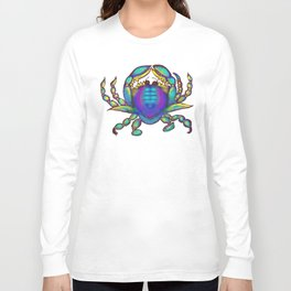 Crab Long Sleeve T-shirt