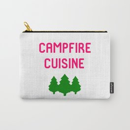 Campfire Cuisine Hiking Mountain Trails Outdoors Carry-All Pouch