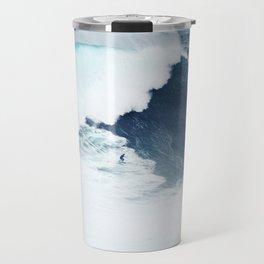 Wave Surfer Indigo Travel Mug
