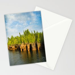 Sea caves #7 Stationery Cards